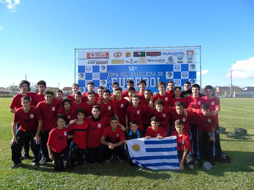 Deportivo Maldonado finalista en Brasil