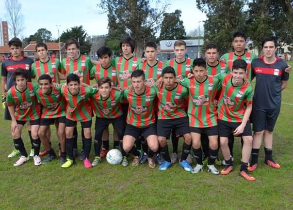 Juveniles 2017: se sorteó el fixture
