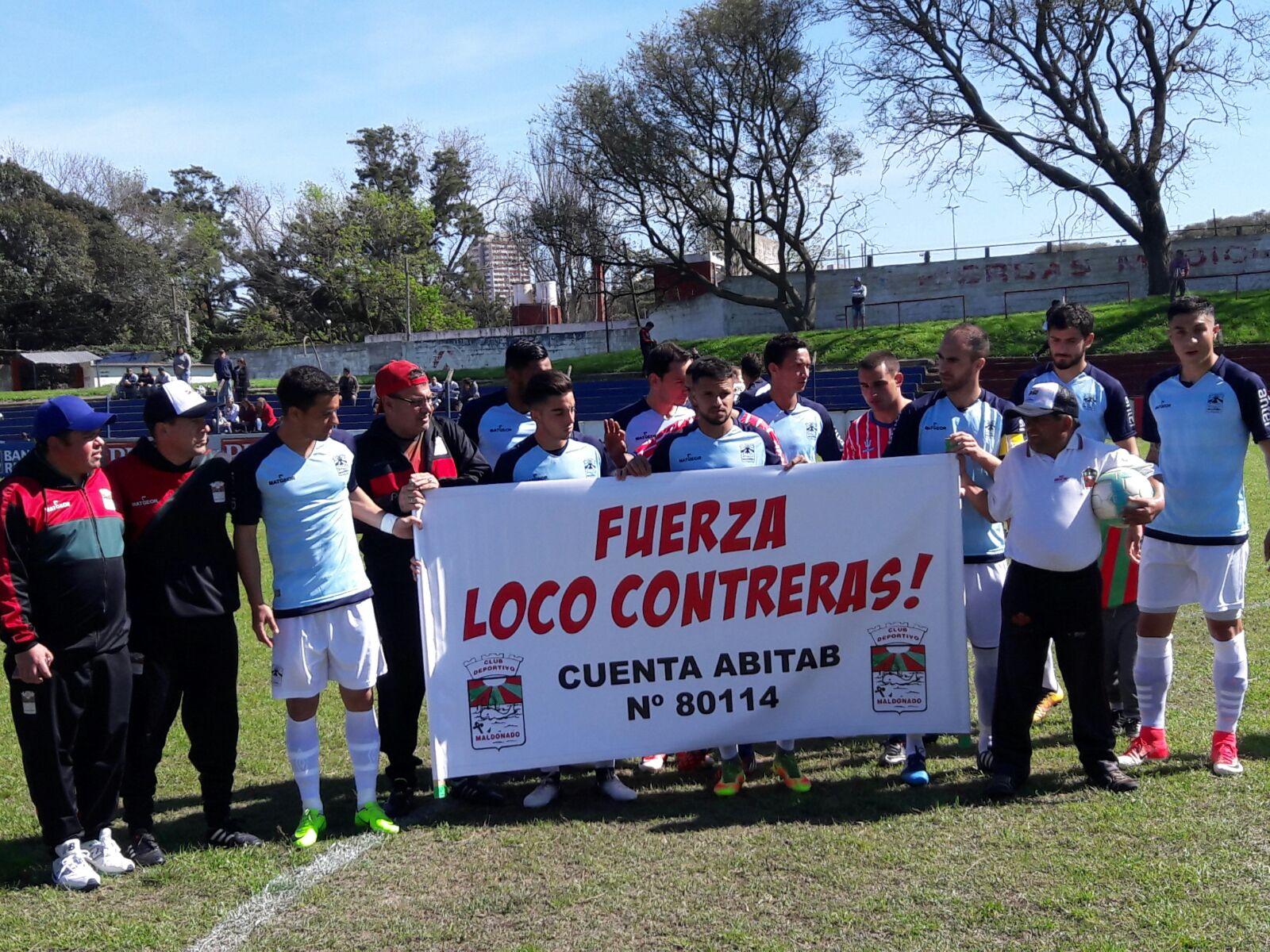 """Fuerza """"Loco"""" Contreras"""