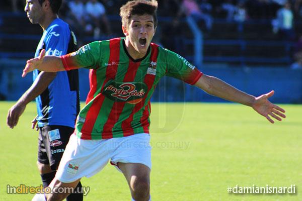Deportivo Maldonado lidera en juveniles