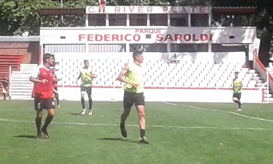 Un amistoso más: El viernes visitamos a River Plate en el Saroldi